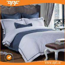 Alta Qualidade Hotel folha de cama Conjuntos para Venda (DPR3005)
