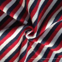 Конопляная / хлопчатобумажная пряжа окрашенная цветная полоса