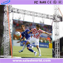 P6 Outdoor Fullcolor Aluguer Fundido LED Display Panel Fabricante China