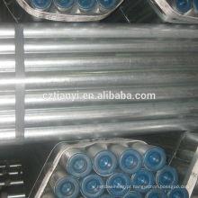 A106 api 5l b gi pipe do mercado de alibaba premium