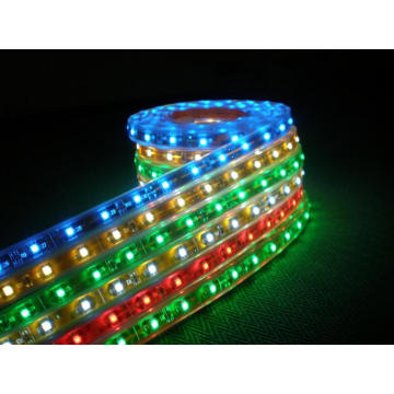 12V Impermeable Super brillante 5M blanco SMD 3014 300 LED Light Strip