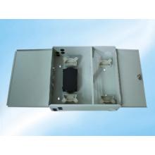 Cadre de distribution optique de fibre de mur de 48cores d'intérieur pour la boucle d'abonné de télécommunication
