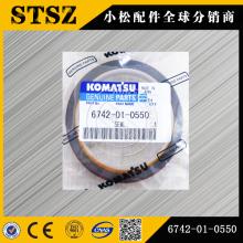 Komatsu WA420-3 crankshaft rear seal 6221-21-4520/4522