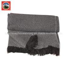 Yak Jacqard Couverture / Tissu Cachemire / Laine Camel Textile / Literie / Draps