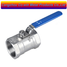 1pc ball valves stainless steel