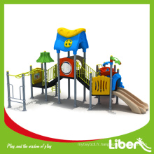 Unique Design Cheap Children Outdoor Playground Big Slide à vendre avec haute qualité