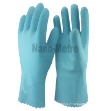 NMSAFETY interlock doublure gants en latex extra long