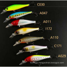 in Stock Colorful Minnow Lure