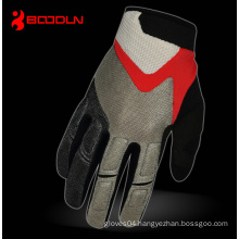 Leather Motorcycle Gloves Anti-Slip Glove (9631)