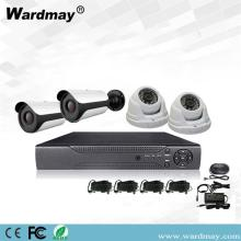 CCTV 4chs 2.0MP Security Alarm DVR Kit