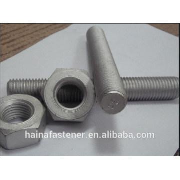 grade10.9 hot dip galvanizing thread Bolt Internal thread