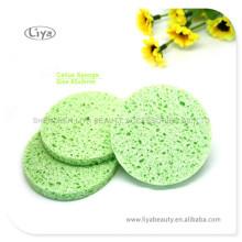 Nueva esponja Facial ecológico maquillaje hojaldre esponja Puff