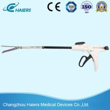 Хирургический степлер с одноразовым резаком