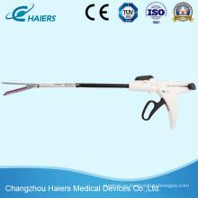 Grapadora de corte lineal endoscópica médica desechable