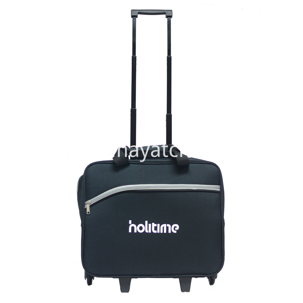 Wheeled Trolley Laptop Case