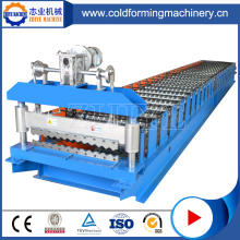 Corrugated Roof Coverage Cladding Roller Forming Machinery
