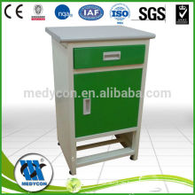 BDCB10 Grüne Farbe Krankenhaus Schrank und Bett medizinischen Schrank