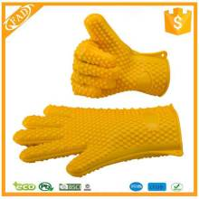 Heat Water Resistant Finger Food Grade Silicone Gloves