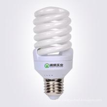 Ampola de poupança de energia espiral completa da aprovação 23W T4 do Ce