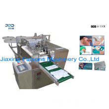 High Quality Povidone Iodine Prep Pad Machinery