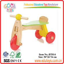 Trike de bebé de madera inteligente, Kids Trike