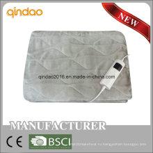 Электрический пуховый одеяло с 5 регуляторами нагрева для европейского рынка