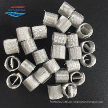 лабораторная колонка упаковка металлическая Упаковка кольца-сетки кольцо Dixon