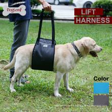 Dog Lift Support Arnés con asa para personas mayores o lesiones de piernas traseras débiles Arnés cómodo