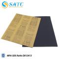 carboneto de silício abrasivo diamante lixar papel