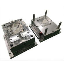 mouldings supplier professional custom precision plastic mold design ps round plate injection mould