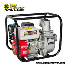 Valeur de puissance mini pompe Wp30 de pompe à eau de moteur à essence de 3 pouces avec le CE