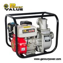 Valor da potência bomba Wp30 da bomba de água do motor de gasolina de 3 polegadas mini com Ce