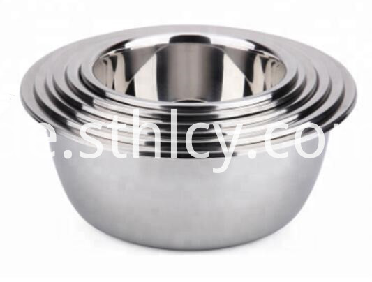 Solid Silver Bowl
