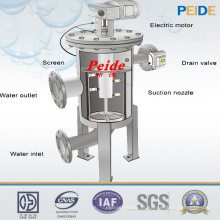 230V60Hz Aço Inoxidável 25bar Irrigação Agrícola Filtro de água