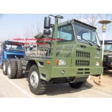 371HP 70T SINOTRUK HOWO Mining Dump Truck
