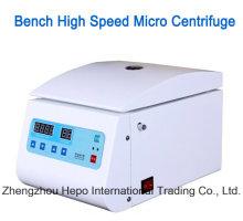 Лаборатория микро Benchtop высокоскоростной центрифуги (HP-TG16W)