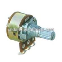 WH160AK-116mm potentiomètre rotatif linéaire avec contrôle de la vitesse de l'interrupteur