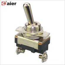ASW-23-101A 12MM SPST 2Pin Automotive Toggle Switch 120V 15A