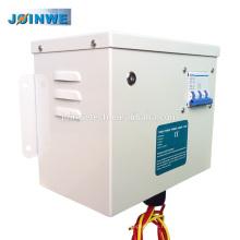 Cubierta metálica Sistema de ahorro de energía de 3 fases con disyuntor