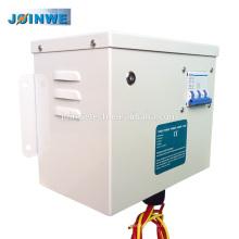 Металлический корпус 3 фазы энергосбережения система с выключателем