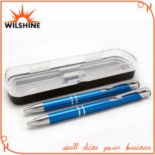 Popular Aluminum Pen Set for Promotional Corporate Gift (BP0113BL)