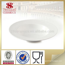 Buffet tableware wholesale china dishes plate restaurant for pasta