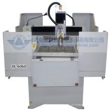 JK - 6060M máquina de passo de alta precisão gravura em metal