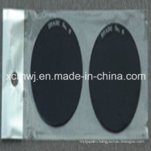 Athermal Welding Glass, Welding Protective Lense, Round&Square Black Welding Glass, Protective Welding Glass for Welding Mask/Welding Helmet/Welding Goggles