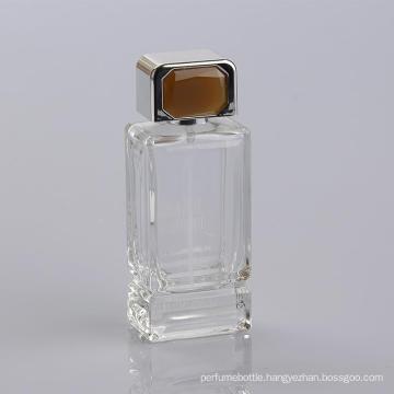 Production Assessment Supplier 50ml Empty Glass Perfume Bottle