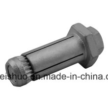 M16 Carbon Steel Threading Machine Anchor Bolt