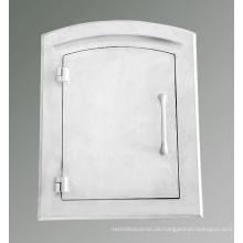 Aluminium Castings Lieferant Casting Mailbox Tür