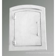 Aluminio Castings Proveedor Casting Mailbox Door
