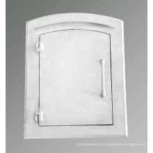 Aluminum Castings Supplier Casting Mailbox Door