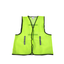 Safety Reflective Vest (Yellow) .